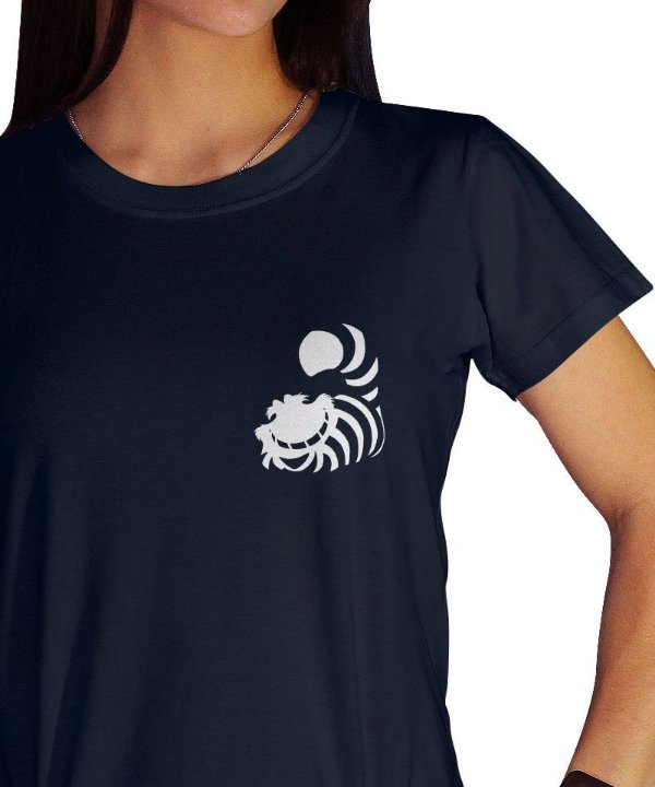 Camiseta Gato Cheshire