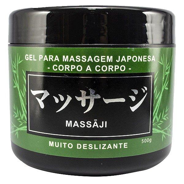 Massaji Gel de Massagem Corpo a Corpo Hot Flowers - Erótika Store