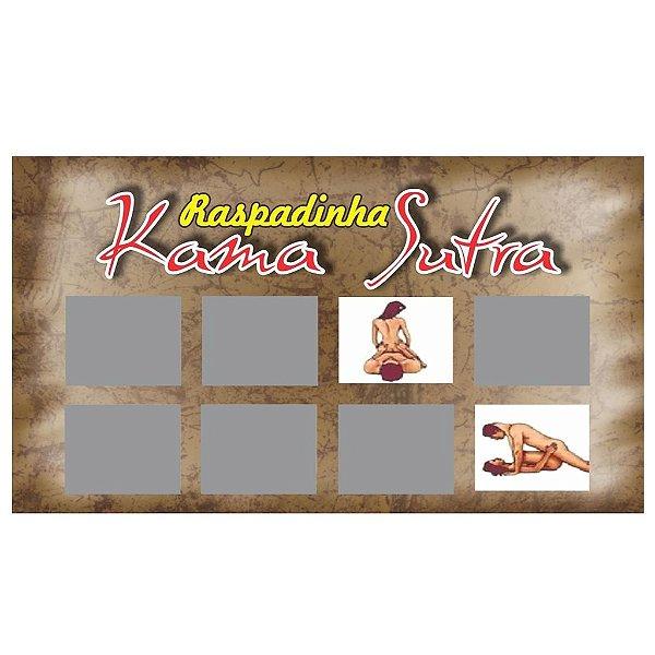 Raspadinha Kama Sutra - Erótika Store