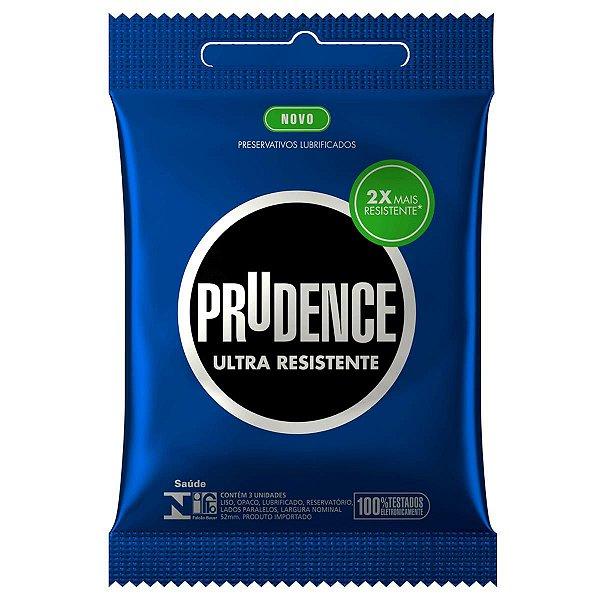 Preservativos Ultra Resistente Prudence - Erótika Store