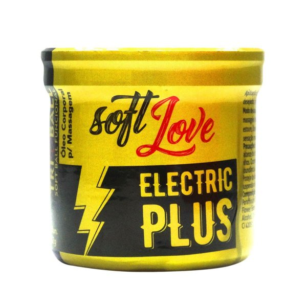 Eletric Plus Triball Soft Ball Funcional 3un Soft Love - Erótika Store