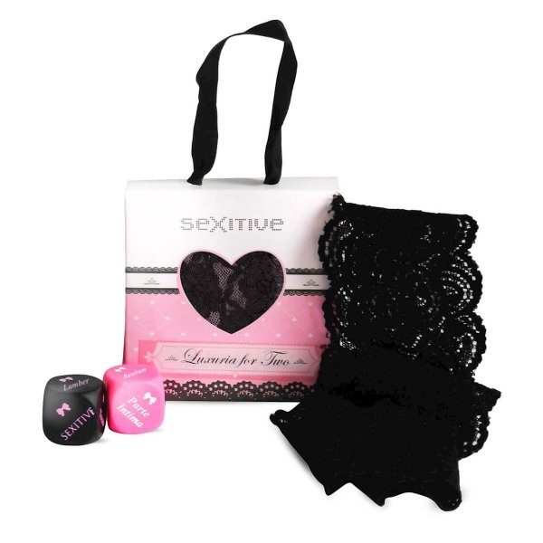 Kit Love Luxure Sensual Sexitive - Erótka Store