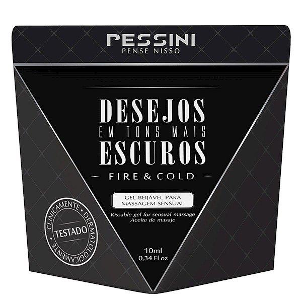 Desejos em Tons Mais Escuros - Pessini - Erótika Store
