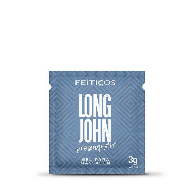 Long John Gel Prolongador para Massagem Feitiços Aromáticos - Erótika Store