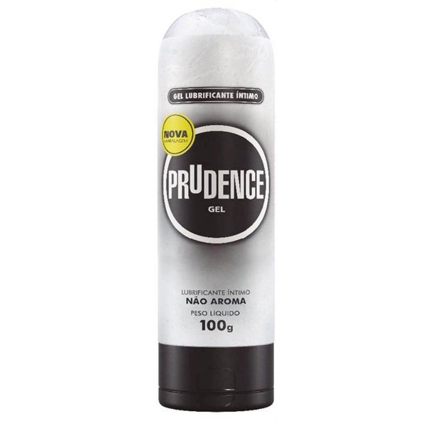 Gel Lubrificante Íntimo Não Aroma Prudence - Erótika Store