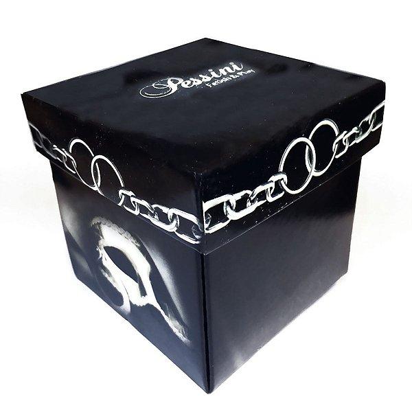 Caixa de Desejo 50 Tons de Cinza - Pessini- Erótika Store