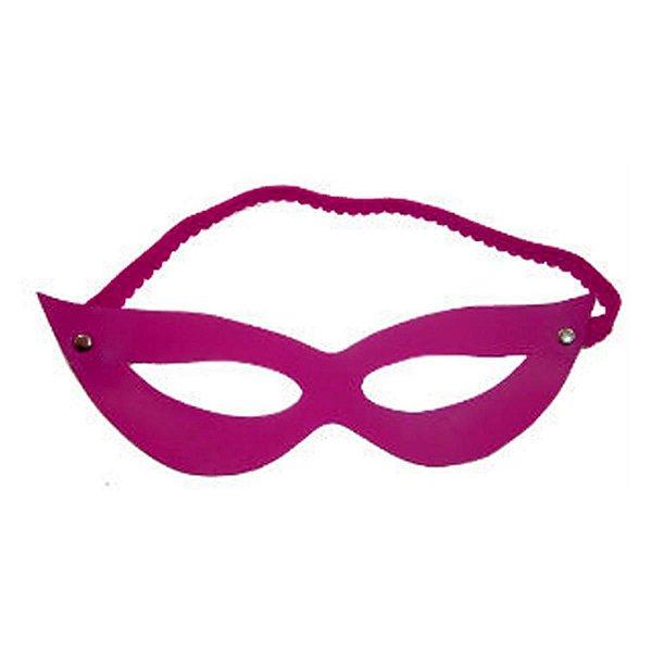 Máscara em Cedro Pink - Erotika Store