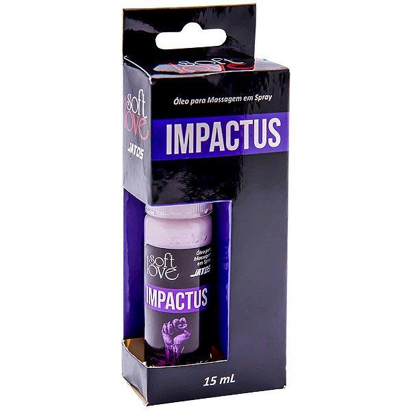 Impactus Óleo Corporal para Massagem Soft Love - Erótika Store