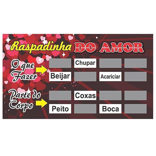 Raspadinha do Amor- Eóotika Store
