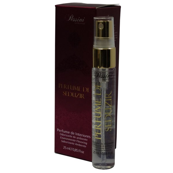 Perfume de Seduzir Odorizante de Ambiente  Pessini - Erótika Store