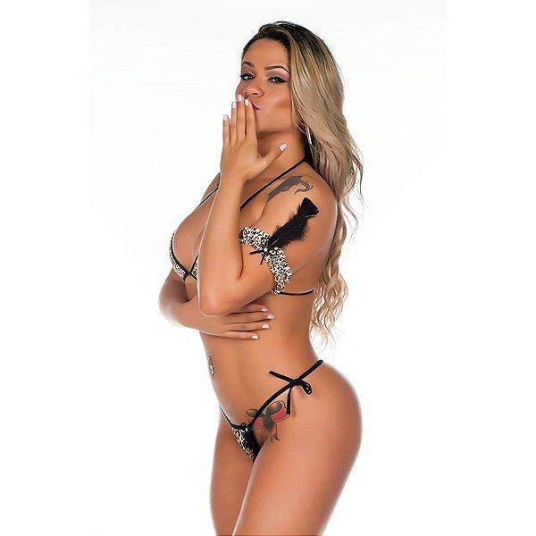 Mini Fantasia Pimentinha India Pimenta Sexy- Erotika store