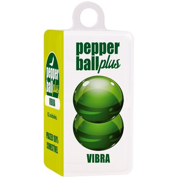 Pepper Ball Plus Vibra Pepper Blend- Erótika Store