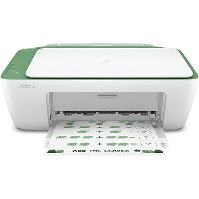 Impressora Multifuncional Deskjet Ink Advantage 2376 7WQ02A, Colorida, Conexão USB, Bivolt - HP
