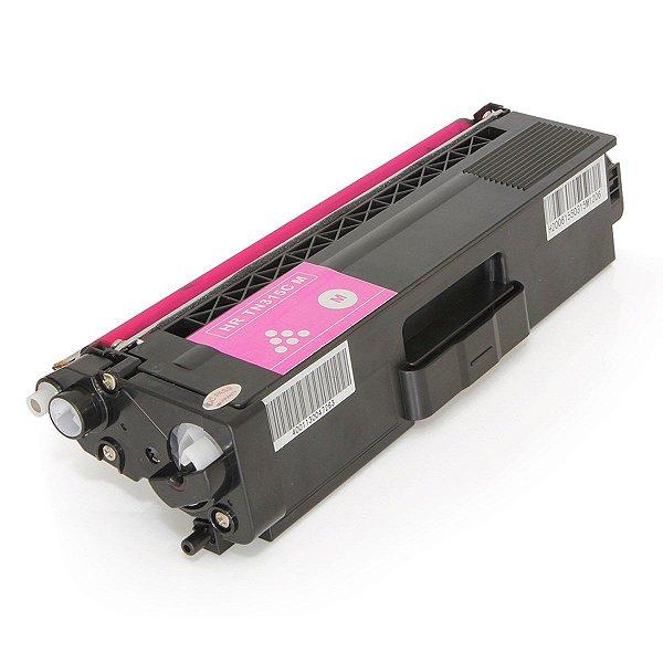 TN-310M TN 310 M  Toner magenta compatível para impressoras Brother HL-4150CDN, HL-4570CDW, HL-4570CDWT, MFC-9460CDN, MFC-9560CDW e MFC-9970CDW.
