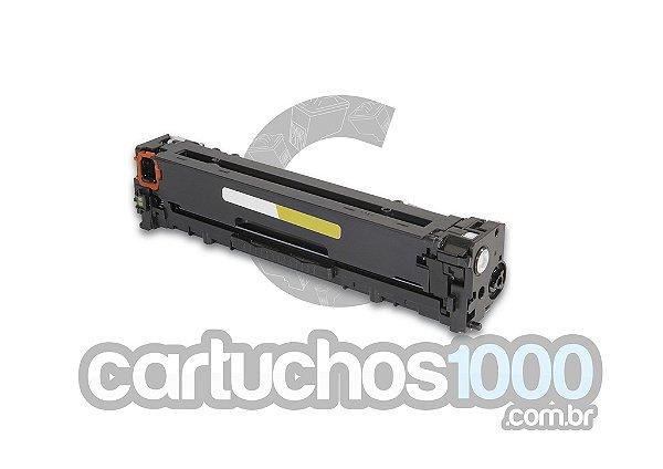 Toner HP CB 542 A CB542AB 125A 42A/ CP1518 CP1215 CM1312 CP1510 CP1515 / Compatível/ Amarelo