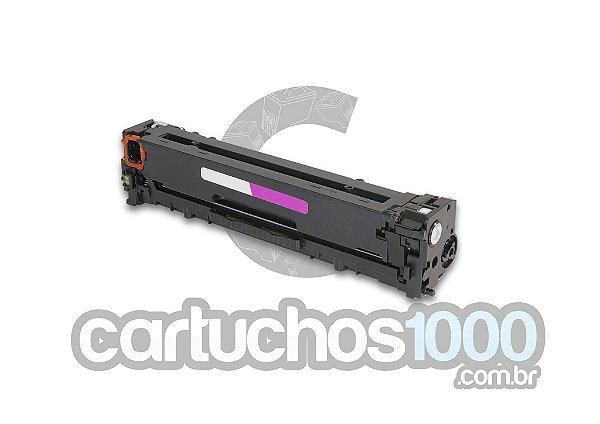 Toner HP CB 543 A CB543AB 125A 53A/ CM1312 CP1510 CP1515 CP1518 CP1215/ Magenta/ Compatível