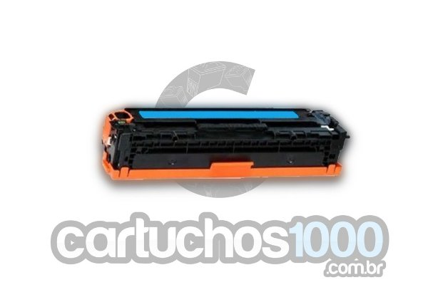 Toner  HP CE 411A 411 305A / M351 M451 M475 M375 M451DW M451DN M475DW / Ciano / Compatível
