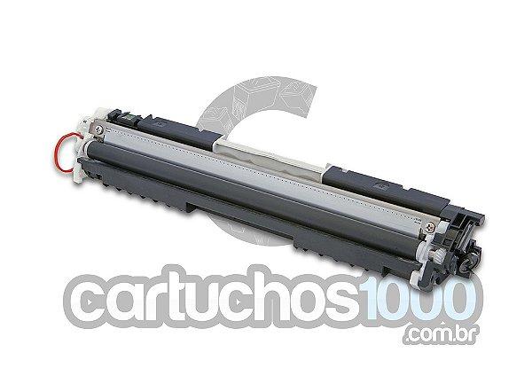 Toner HP CE 312 A 126 A 312 126 / CP 1020 CP 1020 WN CP 1025 CP 1025 NW M 175 M 175 A / Compatível / Amarelo