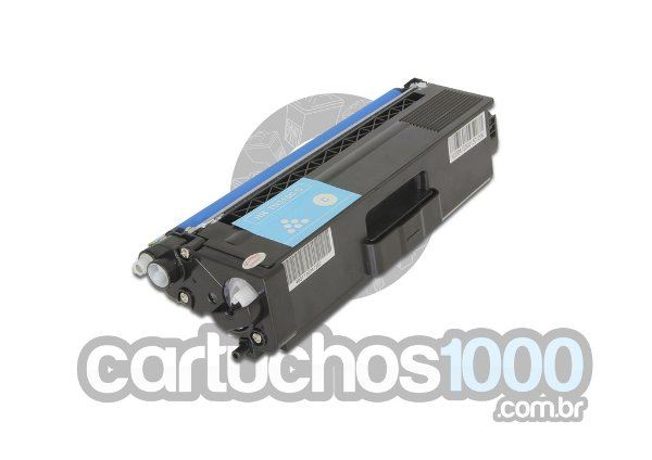 Toner Brother TN315 TN315C  TN 315 C / HL 4570 HL 4150 HL4140 MFC9560 MFC9460 MFC9970 / Compatível/ Ciano