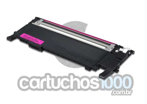 Toner Samsung CLT-M407S 407S 407/ CLP320N CLP 320 CLP325W CLP 325 CLX 3185 CLX3185N / Compatível/ Magenta