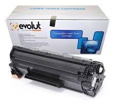 TONER COMPATÍVEL COM HP CF283A 83A | M127FN M125A M201DW M127FW M225 M201 M226 M202 | EVOLUT 1.5K