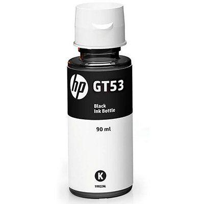 TINTA HP GT53 GT 53BK PRETO 1VV22AL   SMART TANK 517 532 617 DESKJET GT 5822 416 116   ORIGINAL 90ML