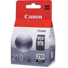 CARTUCHO DE TINTA CANON PG-210 PRETO | ORIGINAL 9ML