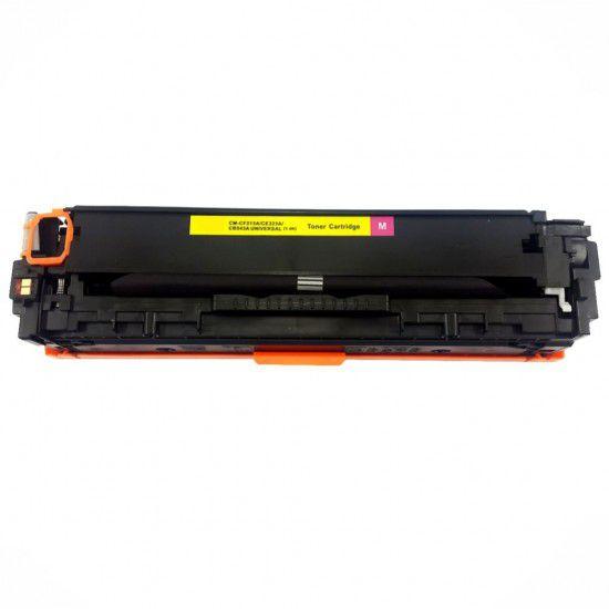 CARTUCHO DE TONER COMPATIVEL HP CB543A / CE323 / CF213 U MAGENTA 1,6K EVOLUT .