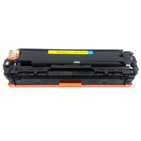 CARTUCHO DE TONER COMPATIVEL HP CB541A / CE321 / CF211 U CIANO 1,6K EVOLUT .