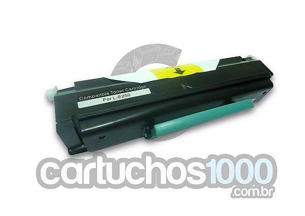 Toner Lexmark E250 E 250 E250D E250DN E250A11A/Compatível