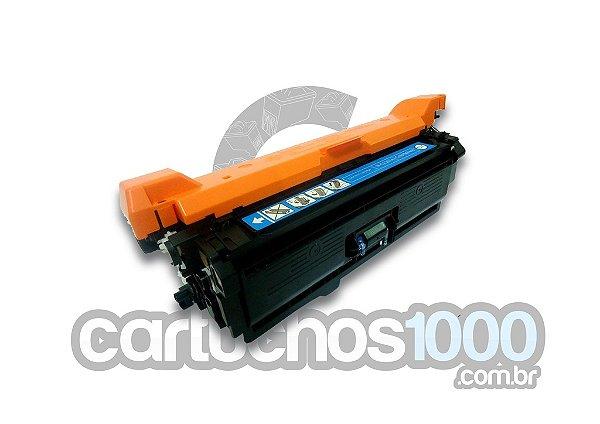 Toner HP CE 251A 251/ CP3525 CM3530/Ciano Compativel