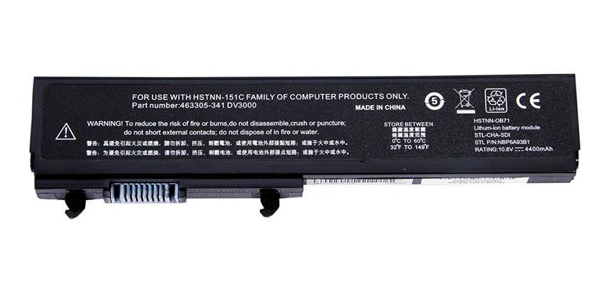 Bateria Hp Pavilion Dv3518tx Dv3520er Dv3522tx Dv3525ef