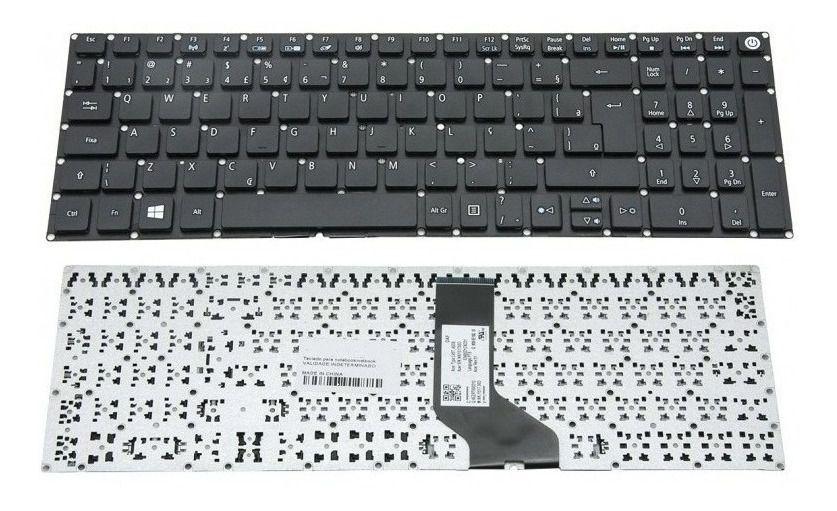 Teclado Acer Aspire Nsk-re1sq 1b , Nk.i1713.066 , Es1-572