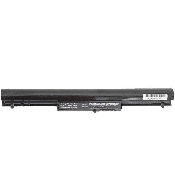 Bateria P/hp Pavilion Ultrabook 14-b065br Vk04/preto