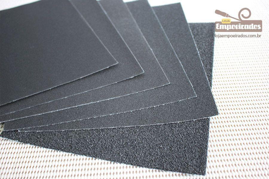 Folha de Lixa para Ferro Grão 60 Blue Metal Bosch
