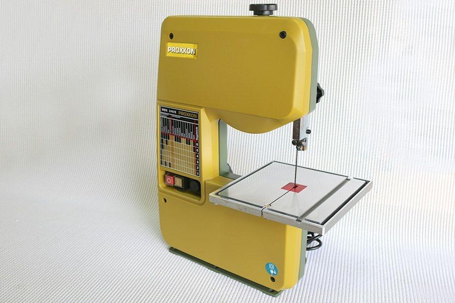 Microsserra de Fita Proxxon - MBS240/E - 220V