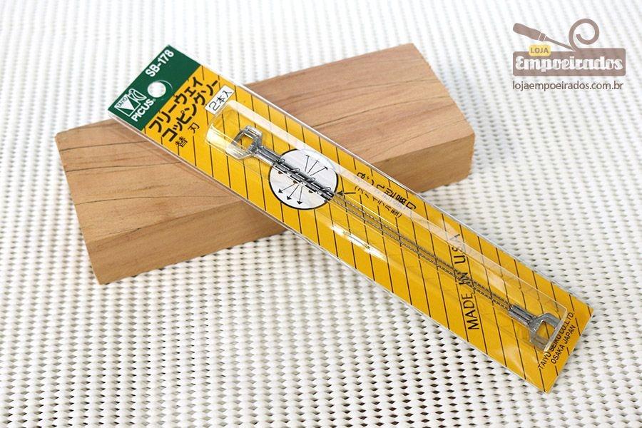 Lâmina de Reposição para Arco de Serra Taiyo Picus CS-178 - Com 02 peças