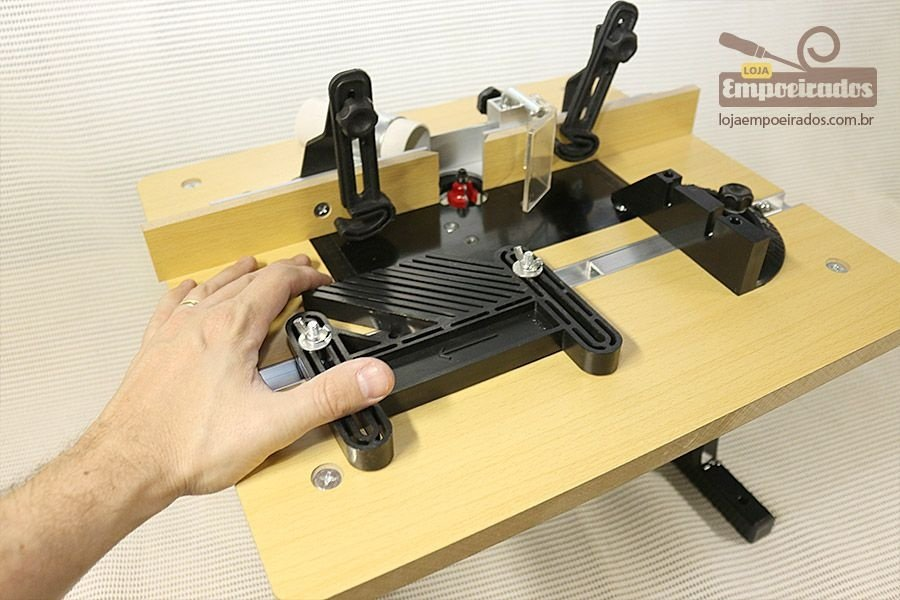 Mesa para Tupia Marceneiro - Infinity Tools