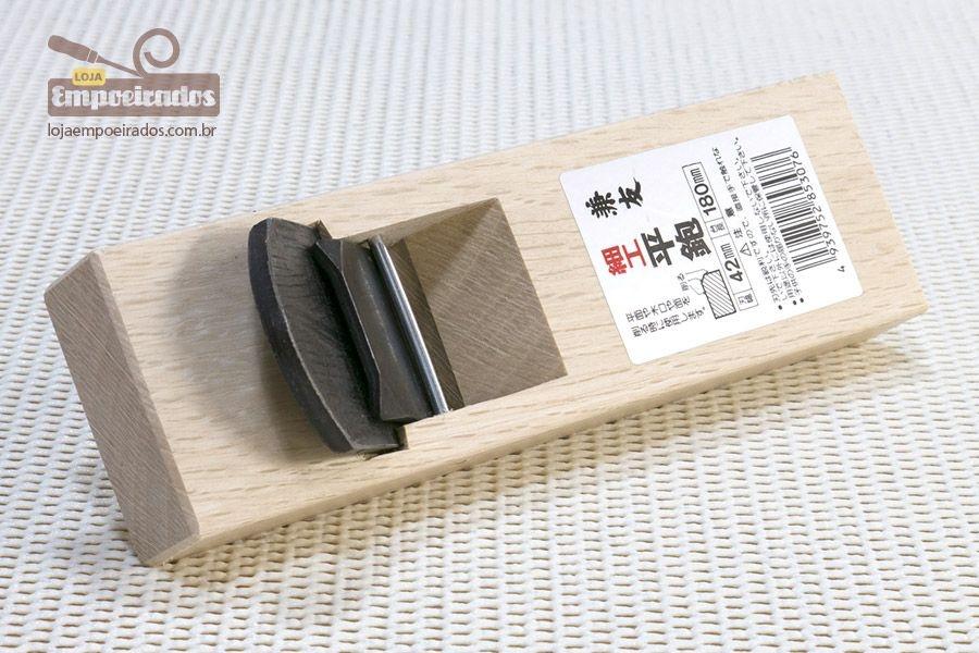 Plaina Japonesa - 42mm / 180mm