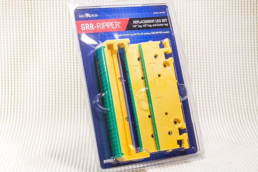 Kit de calços do GRR-Gripper (GR-100 e GR-200) - MicroJIG [RR-303]