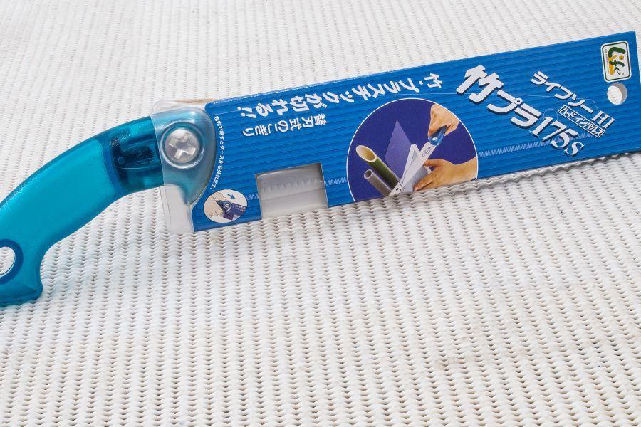 Serrote Japonês Universal Life Bambu e Plásticos - 175mm