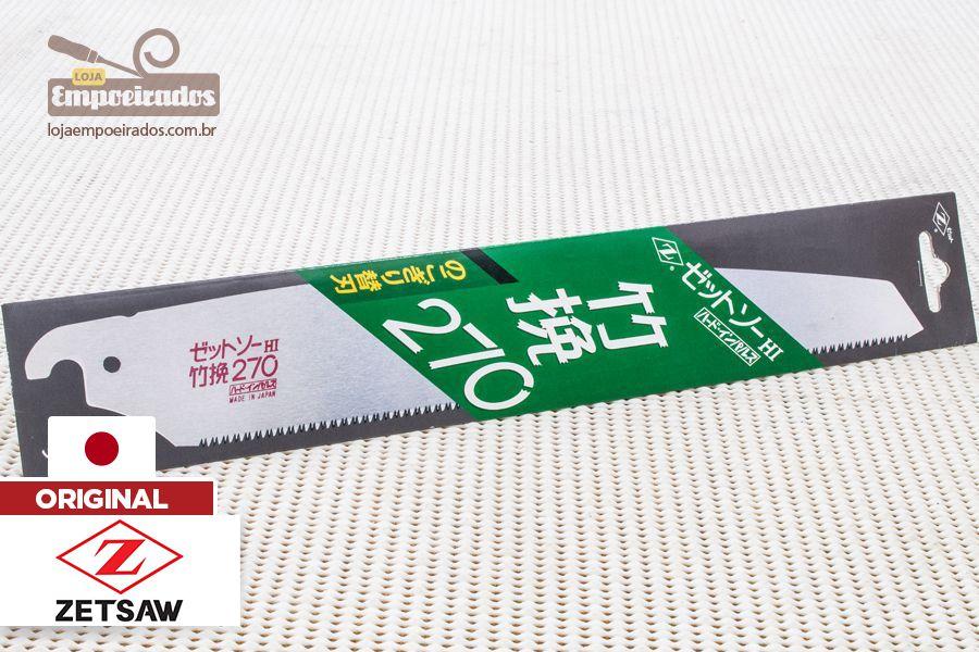 Lâmina de Reposição para Serrote Japonês Kataba ZetSaw Bambu - 270mm