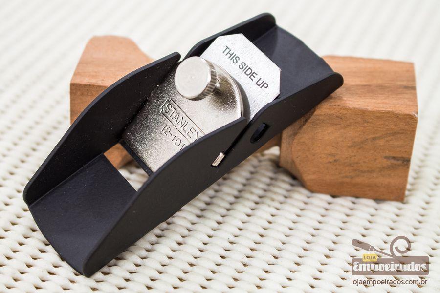 Plaina para Pequenos Trabalhos Stanley - 90mm