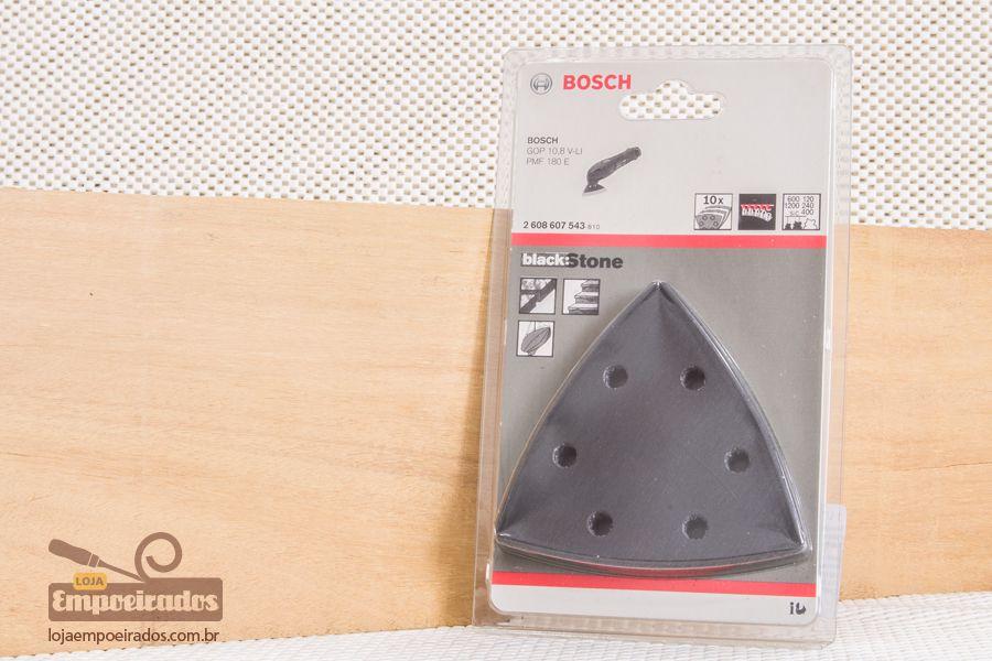 Kit de Lixas para Multicortadora - Pedra - 10 unidades