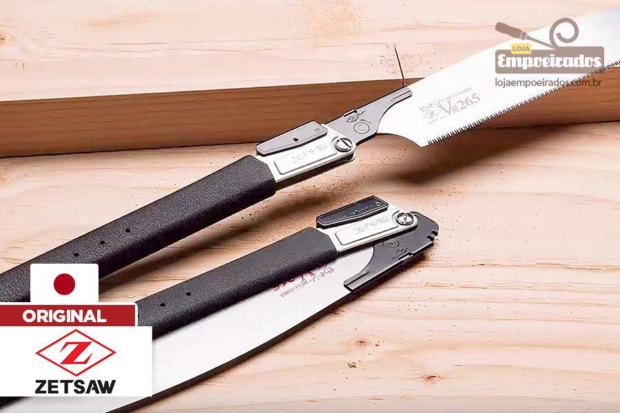Serrote Japonês Dobrável Cross/Rip Cut VIII 265mm - ZetSaw