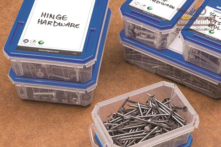 Estojo para Acessórios Kreg Pequeno - KSS-S [Hardware Container Small]