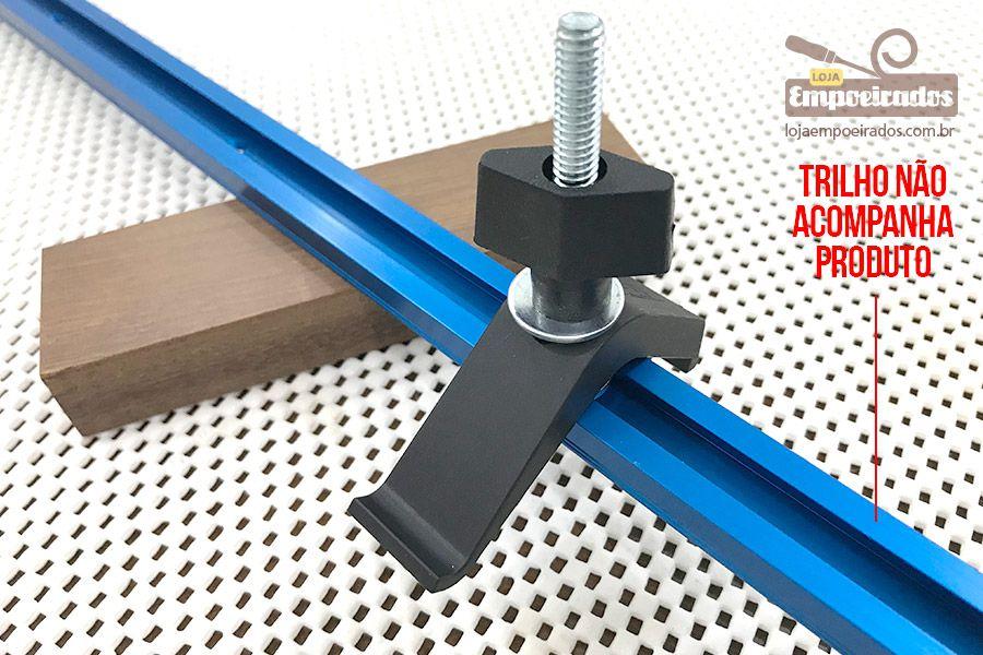 Grampo de Fixação para Trilho T-Track Trak Clamp - 2 peças