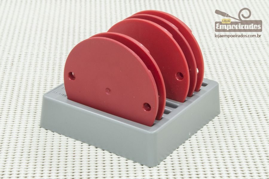 Jogo de Anel de Redução para Mesa de Tupia PRS3050 - 5 peças - Kreg