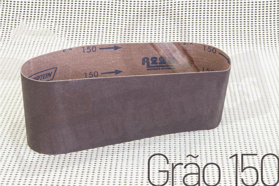 Lixa cinta Manrod - #150 - 100x610mm
