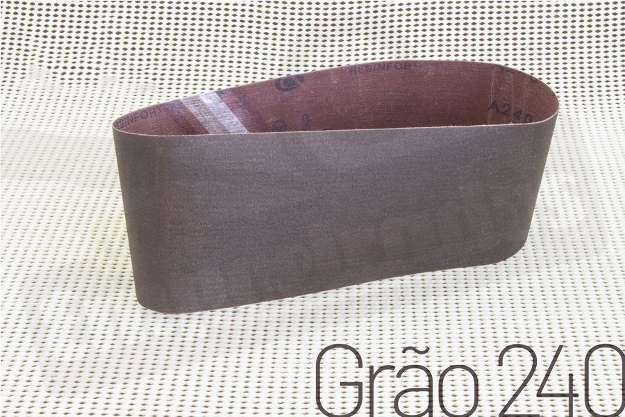 Lixa cinta Manrod - #240 - 100x610mm